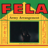 Kuti, Fela: Army Arrangement [LP]