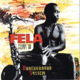 Kuti & Egypt 80, Fela Anikulapo: Underground System [LP]