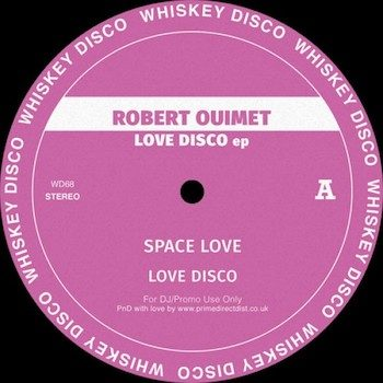 "Ouimet, Robert: Love Disco EP [12""]"