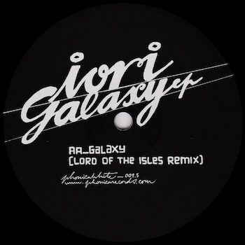 "Iori: Galaxy - incl. remix par Lord of the Isles [12""]"