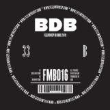 """BDB: Boss Rhythm / Niio Rhythm [12""""]"""