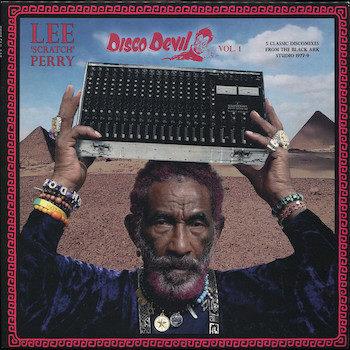 Perry, Lee Scratch: Disco Devil Vol. 1: 5 Classic Discomixes From The Black Ark Studio [LP]