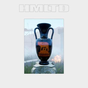 HMLTD: West of Eden [CD]