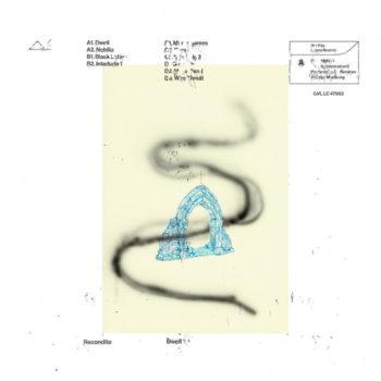 Recondite: Dwell [LP bleu]