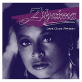 Dhaima: Love Lives Forever [LP mauve]