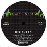 "Soccio, Gino: Remember / Dream On [12""]"