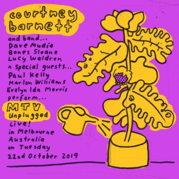 Barnett, Courtney: MTV Unplugged Live In Melbourne [LP coloré]