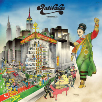 Antibalas: Fu Chronicles [LP]