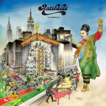 Antibalas: Fu Chronicles [CD]