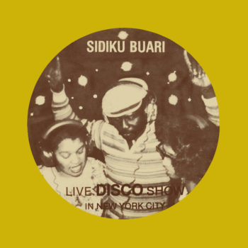 Buari, Sidiku: Revolution (Live Disco Show In New York City) [CD]