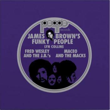 variés: James Brown's Funky People Pt. 1 [2xLP]