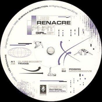 """Renacre, Lee: Phat Girl EP [12""""]"""