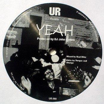"DJ John Collins: Yeah [12""]"