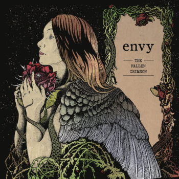 Envy: The Fallen Crimson [CD]