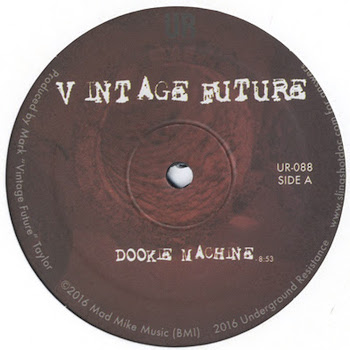 "Vintage Future: Dookie Machine [12""]"