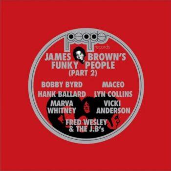 variés: James Brown's Funky People Pt. 2 [2xLP]