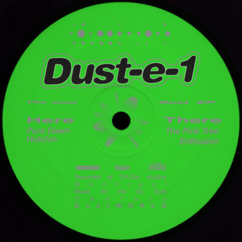 "Dust-e-1: The Cool Dust EP [12""]"