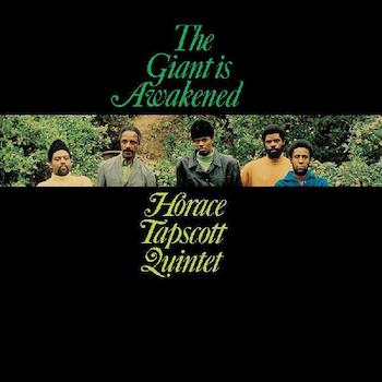 Tapscott, Horace Quintet: The Giant Is Awakened [LP vert néon]