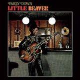 Little Beaver: Party Down [LP rouge et orange]