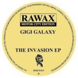 "Gigi Galaxy: The Invasion EP [12""]"