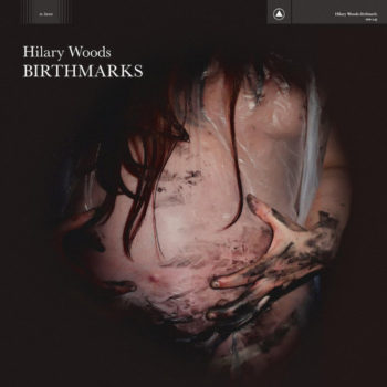 Woods, Hilary: Birthmarks [LP rouge]
