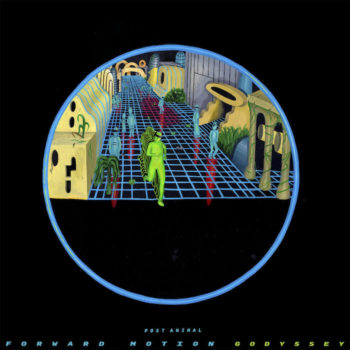 Post Animal: Forward Motion Godyssey [CD]