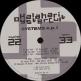 "variés: Systems EP 1 [12""]"