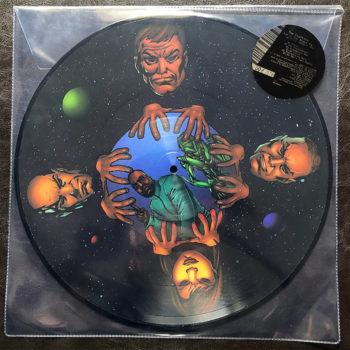 Exaltics & Paris The Black Fu, The: We Exist: Chapter One [LP picture disc]