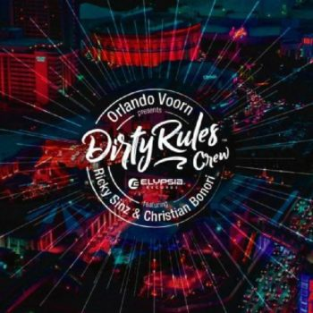 """Voorn, Orlando: Presents Dirty Rules Crew [12""""]"""