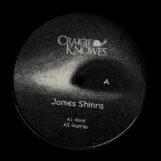 "Shinra, James: Darkroom EP [12""]"