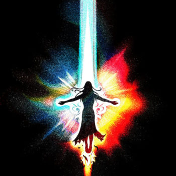 Magic Sword: Endless [LP bleu]