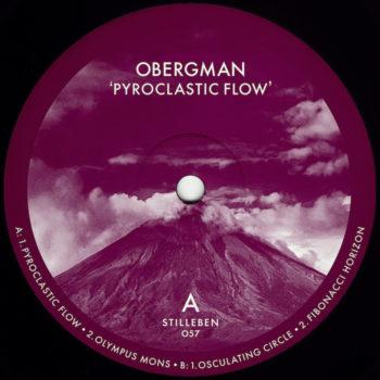 "Obergman: Pyroclastic Flow [12""]"