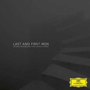 Jóhannsson, Jóhann: Last and First Men [Blu-ray+CD]