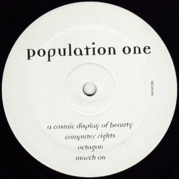 """Population One: HCS994X [2x12""""]"""