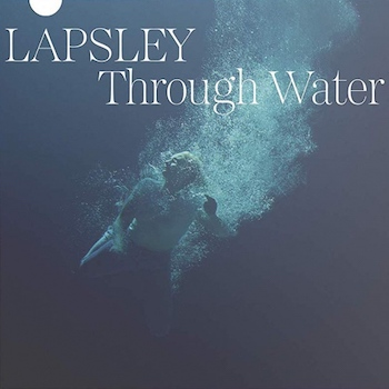 "Låpsley: Through Water [LP, vinyle clair+7""]"