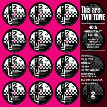 variés: This Are Two Tone — édition 40e anniversaire [LP half-speed master]