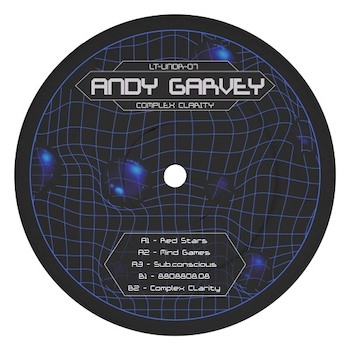 "Garvey, Andy: Complex Clarity EP [12""]"