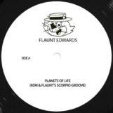 "variés; Flaunt Edwards, Kon & J. Rocc: Planets Of Life / Groove Game / Overweight [12""]"