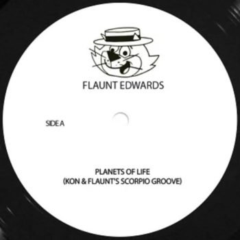 "variés; Flaunt Edwards, Kon & J. Rocc: Planets Of Life / Groove Game / Overweight [12""]"