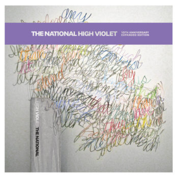 National, The: High Violet — édition 10e anniversaire [3xLP colorés]