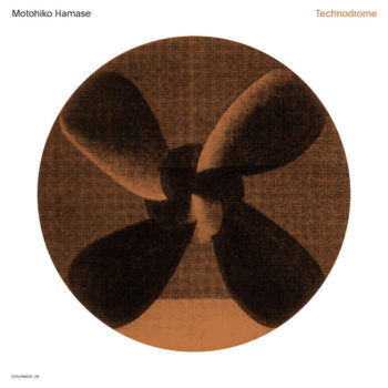 Motohiko Hamase: Technodrome [LP]