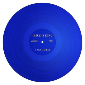 West, Kanye: Jesus is King [CD]