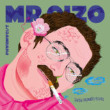 "Mr. Oizo: Pharmacist [10"" vert néon]"