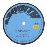 "Asquith: Rave Til Dawn EP [12""]"