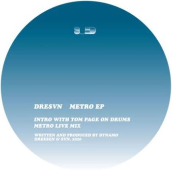 "Dresvn: Metro EP [12""]"