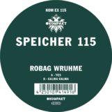 """Wruhme, Robag: Speicher 115 [12""""]"""