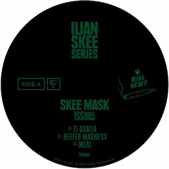 """Skee Mask: ISS005 [12""""]"""