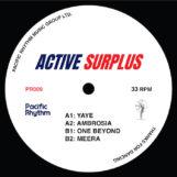 "Active Surplus: Active Surplus [12""]"