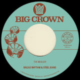 "Bacao Rhythm & Steel Band: My Jamaican Dub / The Healer [7""]"
