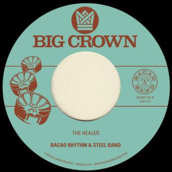 """Bacao Rhythm & Steel Band: My Jamaican Dub / The Healer [7""""]"""